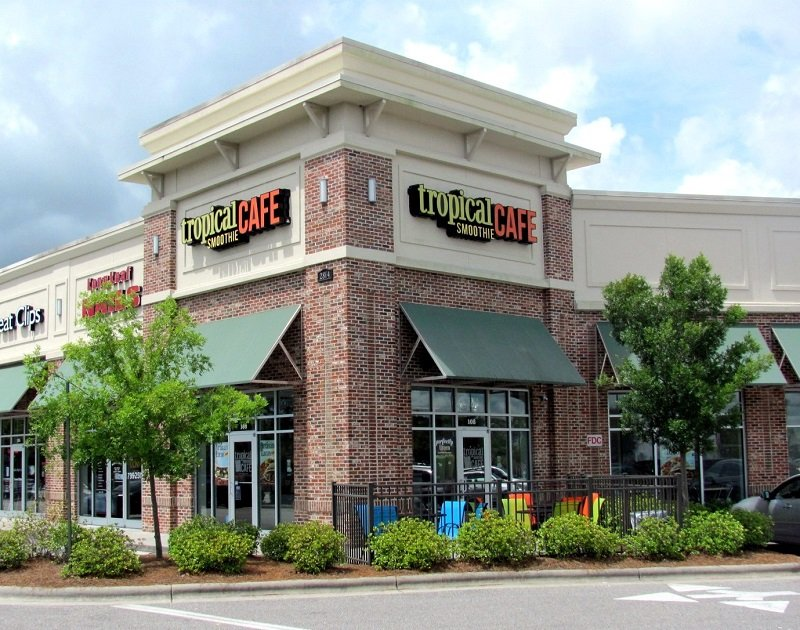 Check out our work with Tropical Smoothie in Fort Myers, FL